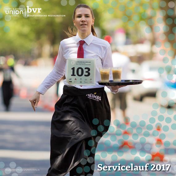Servicelauf 2017